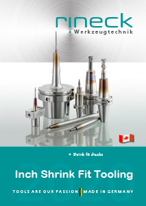 RINECK CANADA SHRINK FIT TOOLING TYSON TOOL