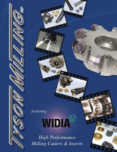 Tyson Tool Milling Catalogue